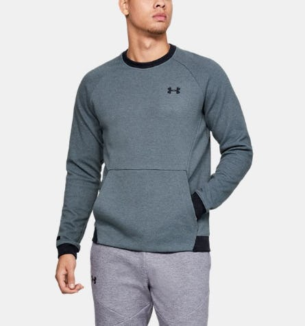 UA Unstoppable Double Knit Crew from Under Armour