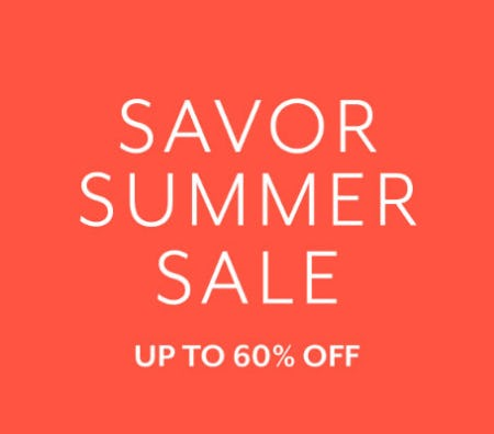 Up to 60% Off Summer Sale from Sur La Table
