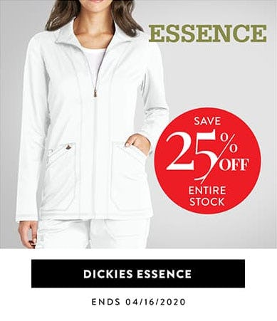 Save 25% Off Dickies Essence from Uniform Advantage