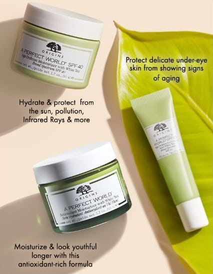 Our Essentials to Healthy Skin from Origins