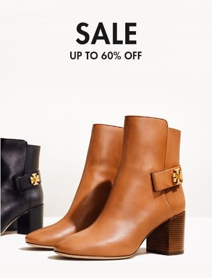 Up to 60% Off Sale from Tory Burch