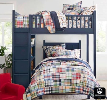 The Loft that Does It All from Pottery Barn Kids