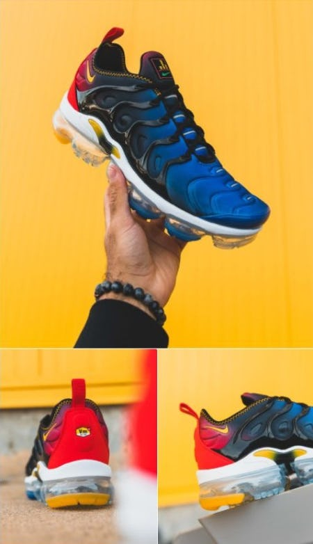 New Nike: Air VaporMax Plus