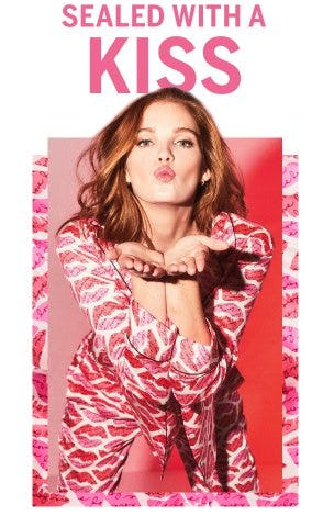 NEW! The Satin PJ from Victoria's Secret