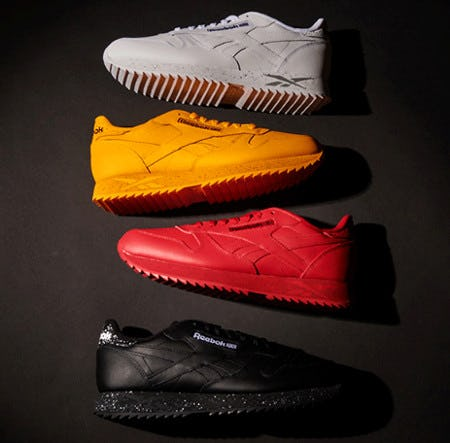 Classic Kicks Remixed from Champs Sports
