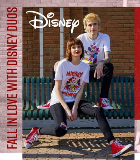 Fall in Love with Disney Duos from Hot Topic