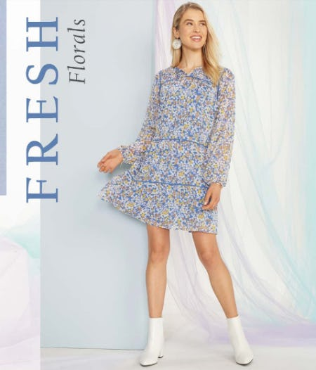 Enjoy Fresh Florals