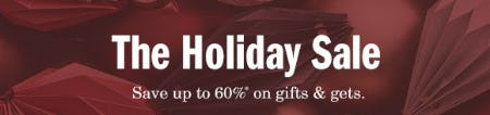 Up to 60% Off The Holiday Sale from Johnston & Murphy