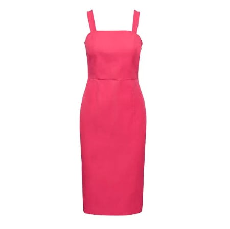 Structured Sheath Dress