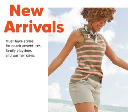 Shop New Arrivals from Eddie Bauer