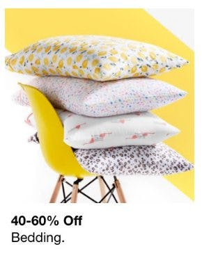 40-60% Off Bedding