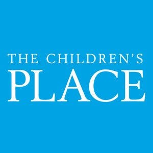 The Children's Place & Gymboree Logo