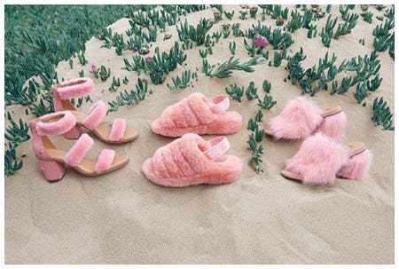 The Fluff Power Collection from Ugg