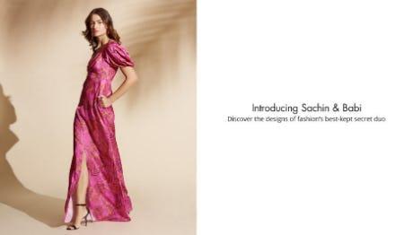 Introducing Sachin & Babi from Dillard's