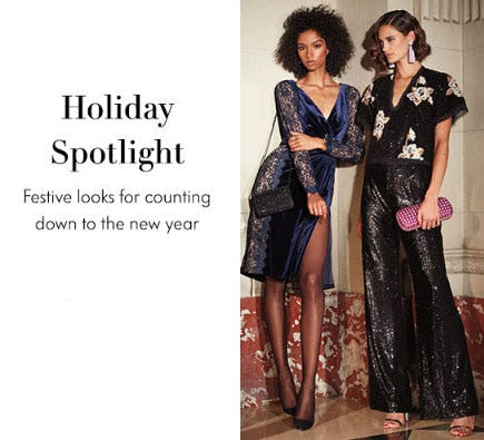 Holiday Spotlight from Neiman Marcus