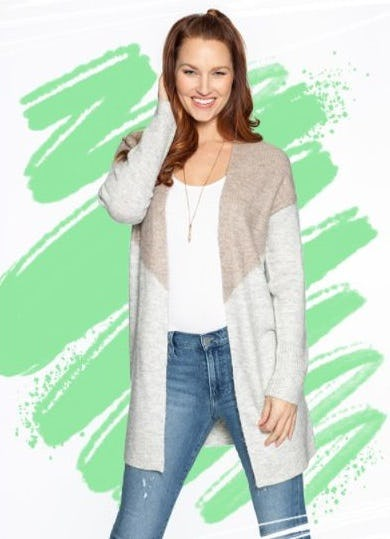 Lightweight Cardigans and Soft Sweaters for Spring from Von Maur