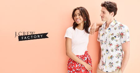 40% - 60% OFF STOREWIDE! from J.Crew Mercantile