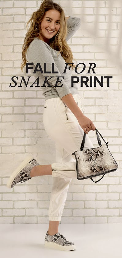Snake Print for Everyday from Marmi