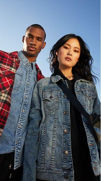 New In Denim from True Religion Brand Jeans