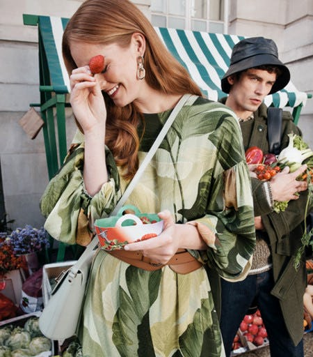 Style in the City from Ted Baker London