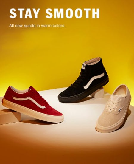 Stay Smooth from Vans
