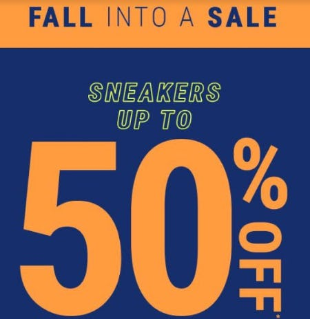 FALL SALE! from Journeys
