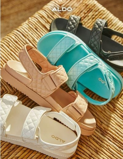The Ultimate Summer Sandal from ALDO