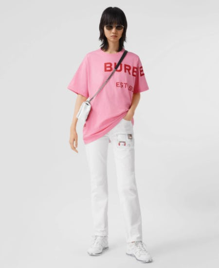 New in: July from Burberry