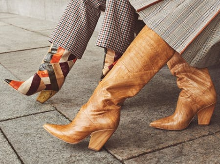 The Lila Boots