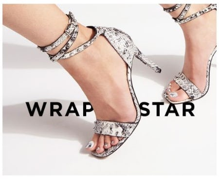 Style Crush: The Ankle-Wrap Sandal from Vince Camuto