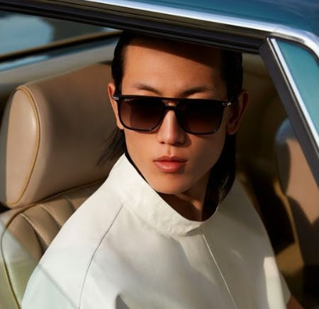 Spring/Summer 2020 Eyewear Collection from Salvatore Ferragamo