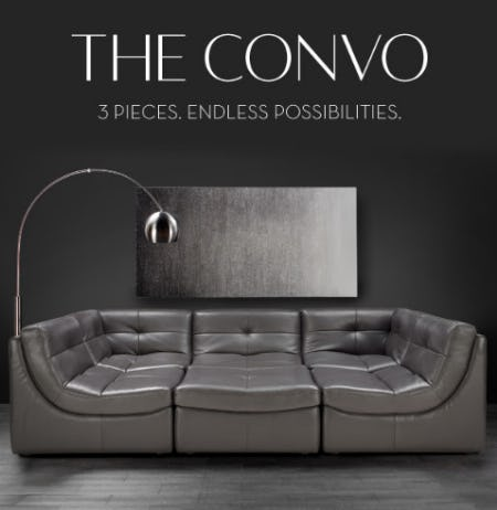 The Convo Modular Sectional