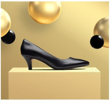 Comfy Party Pumps from Clarks