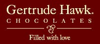 Gertrude Hawk Chocolates logo