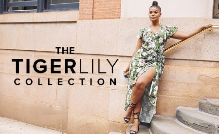 The Tiger Lily Collection from Fashion To Figure