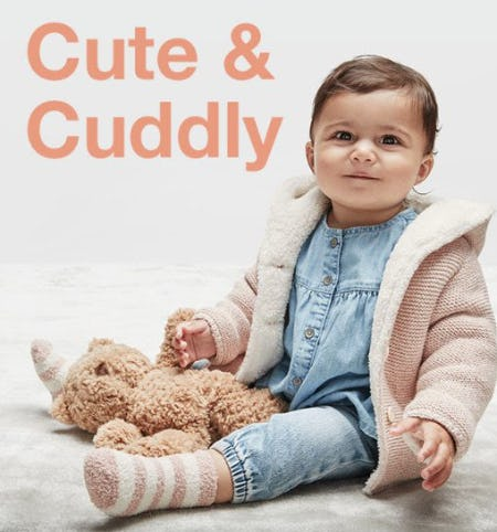 Cute & Cuddly Brannan Bear Sweaters from Gap