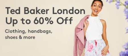 Up to 60% Off Ted Baker London from Nordstrom Rack