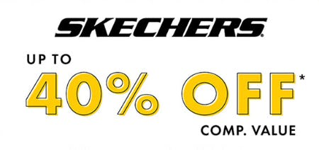 Skechers Up to 40% Off from DSW Shoes