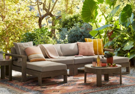 The Summer Edit from West Elm