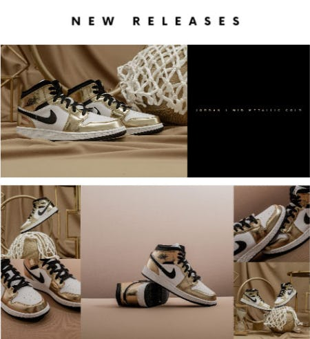 New Releases from SP Shoe Palace