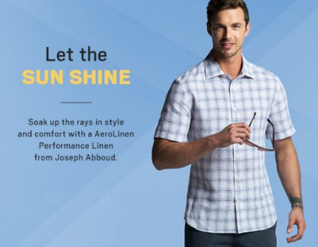 Let the Sun Shine from Men's Wearhouse