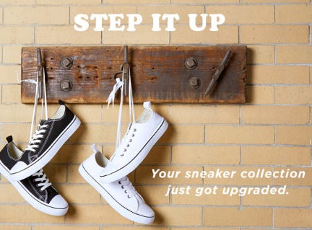 Shop Our Sneaker Collection from rue21