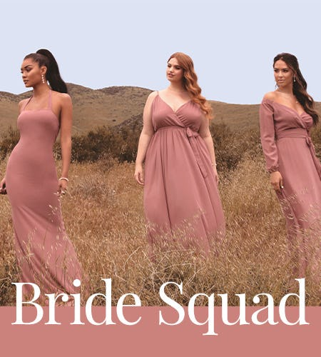 Bridesmaid Dresses! from Windsor