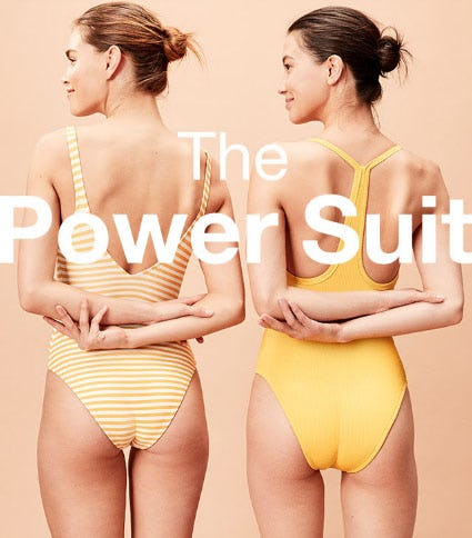 The Power Suit from Gap