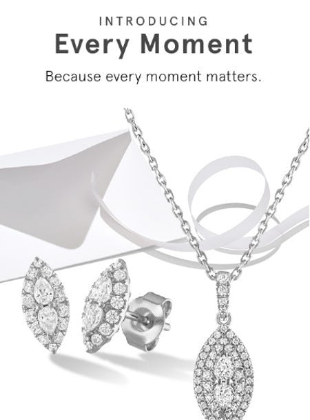 Introducing: Every Moment from Kay Jewelers