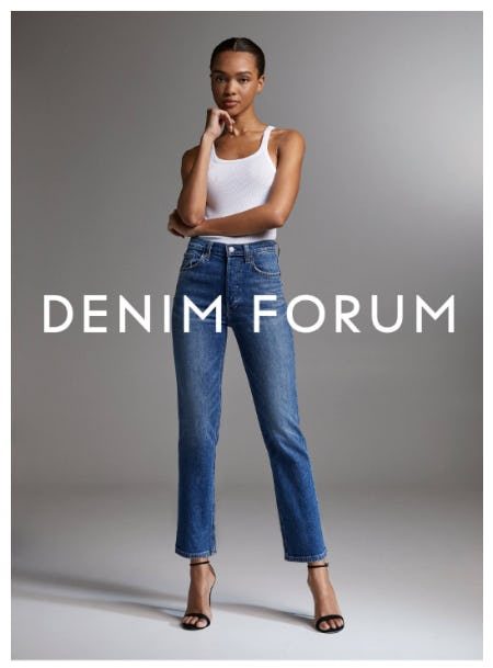 Denim Forum: The Icons Are Back from Aritzia