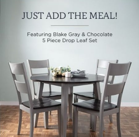 Stylish Dining Sets in Our Blake Collection from Bob's Discount Furniture