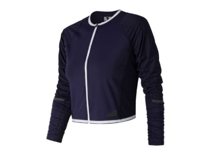 Q Speed Crop Jacket