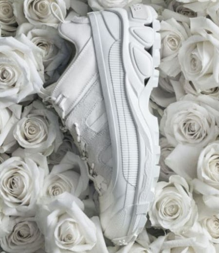 Fresh Runway Sneakers from Burberry