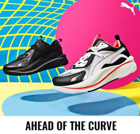 Discover the Brand New RS-Curve from Champs Sports